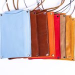 Cell Phone Purse – Phone Holder – Leather Handmade Phone Holder – Walking Phone Bags