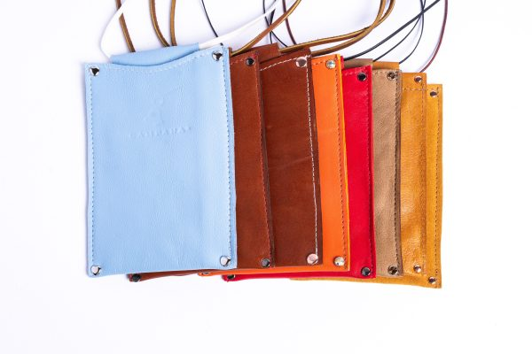 Phone bags many colors