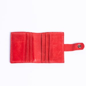 Leather Small Wallet – Travel Wallet – Gift for Her – Leather or Suede Wallets