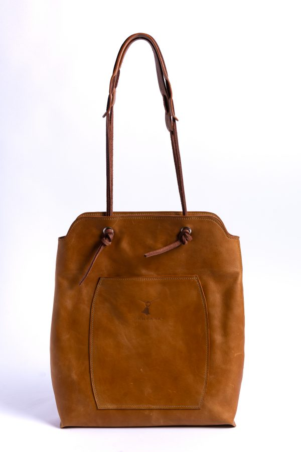 Sandy Tote Bag Front View