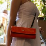 Annie Purse – Small Leather Purse – Expand Inside for Space – Handcrafted Leather Purse